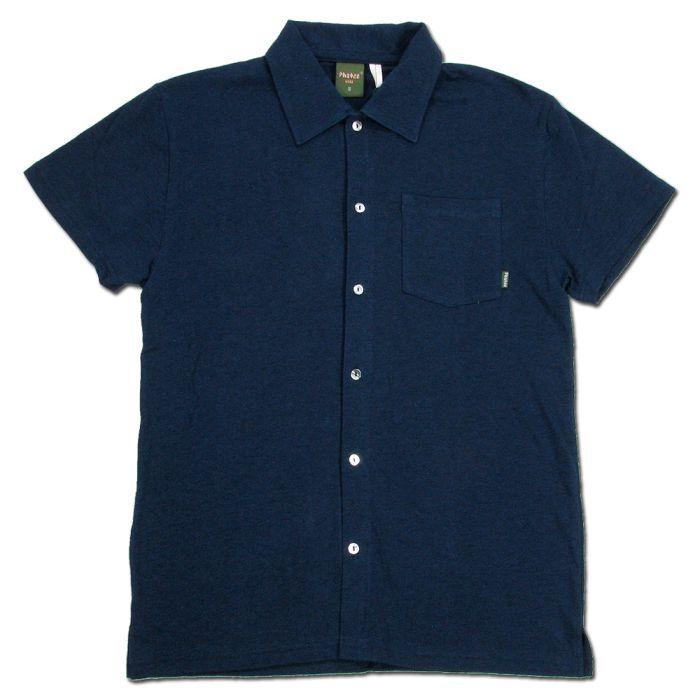 Phatee - SOFT SHIRTS / NAVYの画像