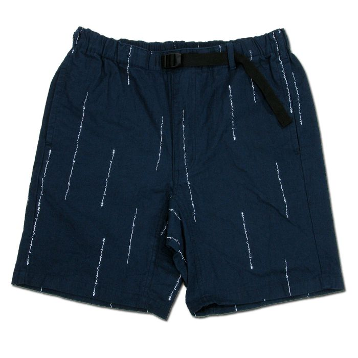 Phatee - VENUE SHORTS WIT / WORD NAVY画像
