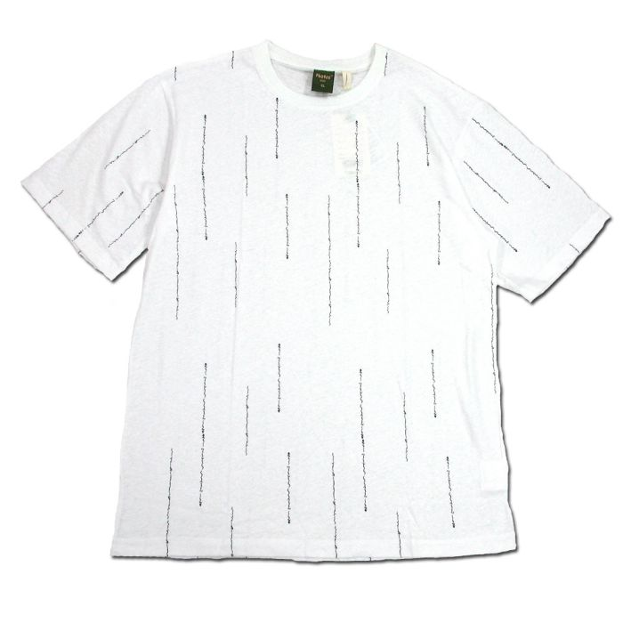 Phatee - ETERNI TEE PRINTED / WORD WHITEの画像