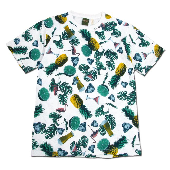 Phatee - ETERNI TEE PRINTED / TROPICALの画像