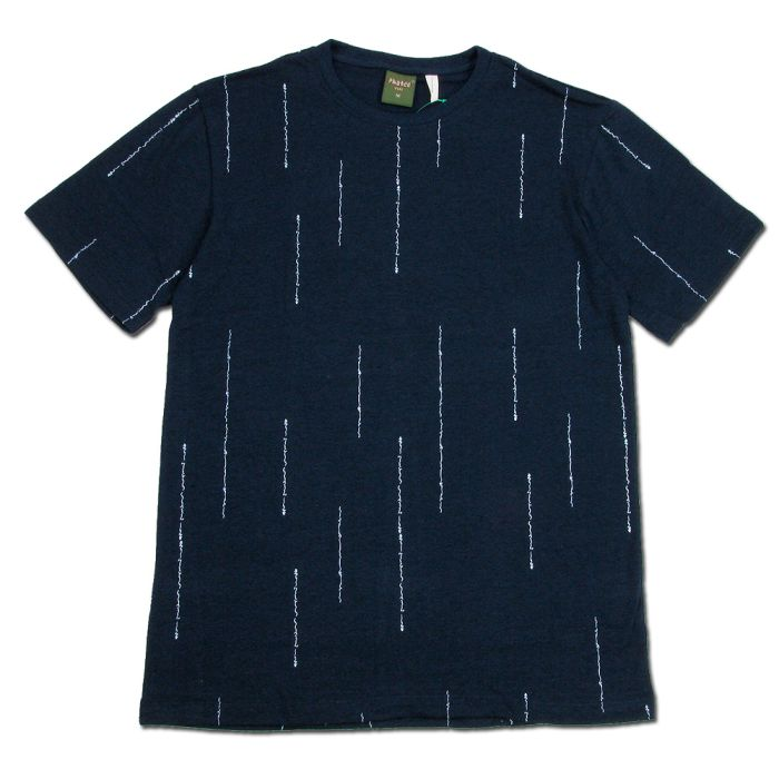Phatee - ETERNI TEE PRINTED / WORD NAVYの画像