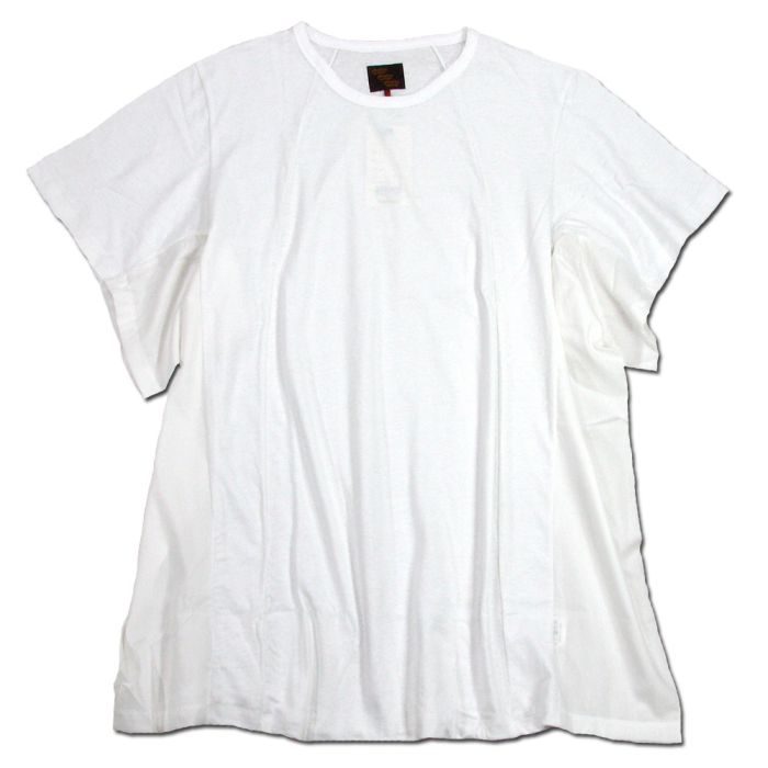 Phatee - FLY TEE / WHITEの画像