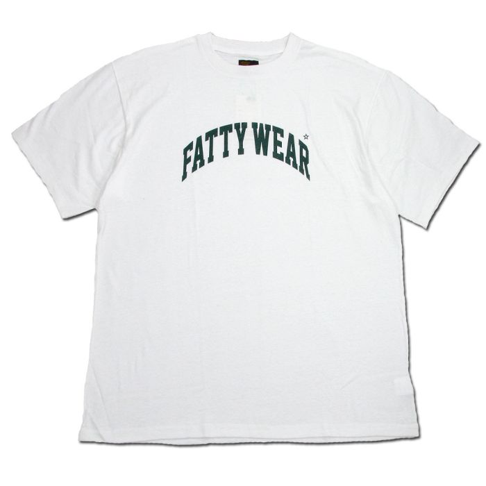 Phatee - FATTY TEE / WHITEの画像