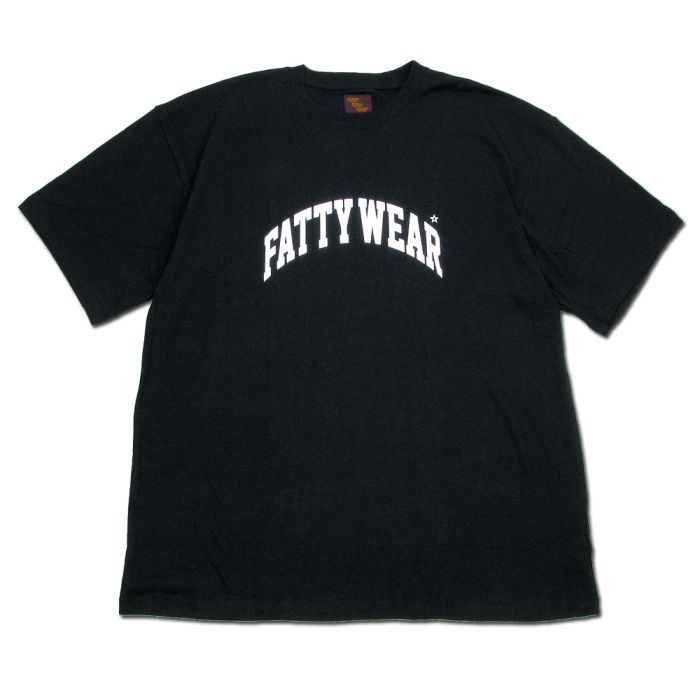 Phatee - FATTY TEE / BLACKの画像
