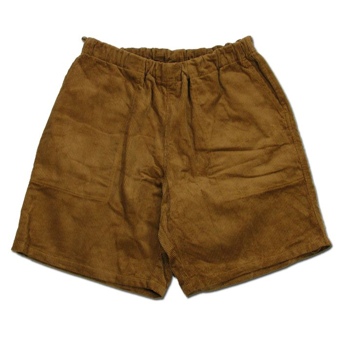 Phatee - KRABI SHORTS CORD / BROWNの画像