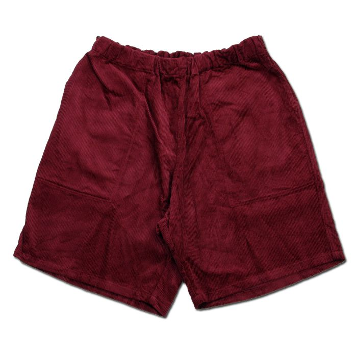 Phatee - KRABI SHORTS CORD / REDの画像