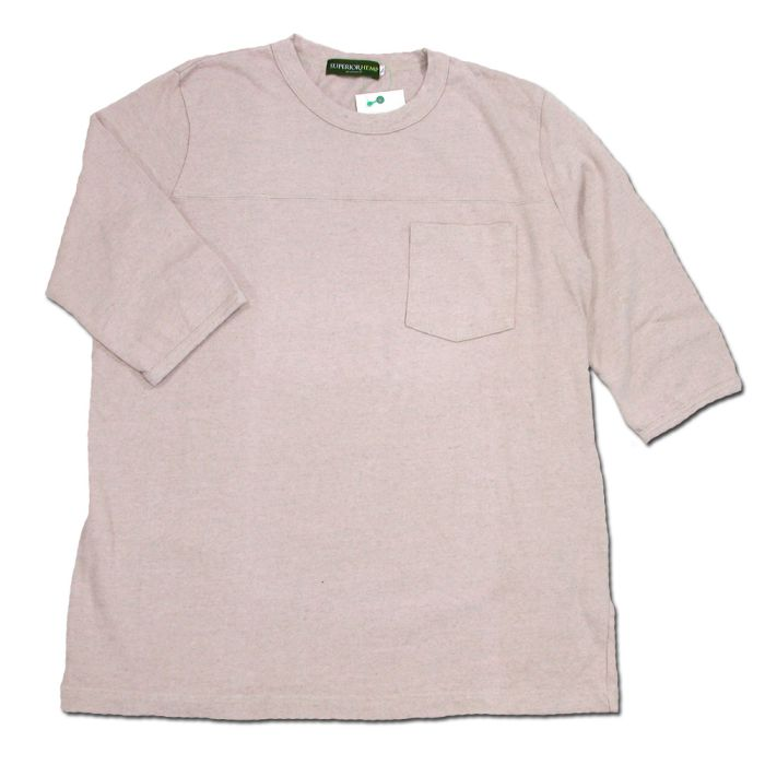 Phatee - SUPERIOR FB POCKET TEE / PINK (OFFICIAL SHOP LIMITED)の画像