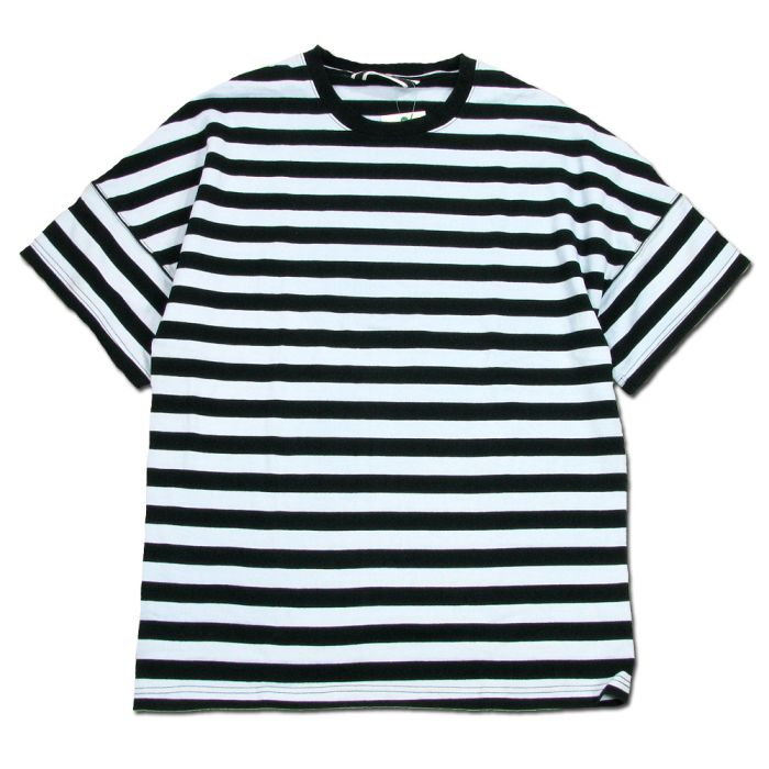 Phatee - BO WIDE TEE / SAX (OFFICIAL SHOP LIMITED)の画像