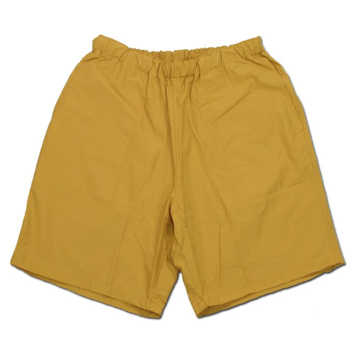Phatee - KRABI SHORTS / YELLOWの画像