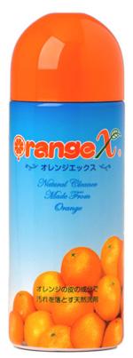 オレンジX 250mlの画像