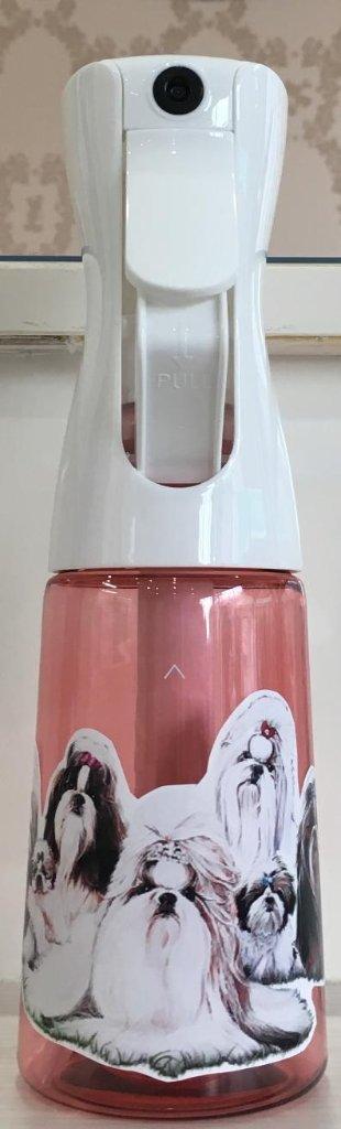 ミストスプレー200ml (ピンク)の画像