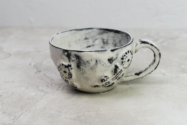 デイジーマグカップ(長浜由起子)画像
