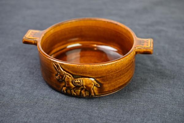 ロバのグラタン皿 S(野村亜土)画像