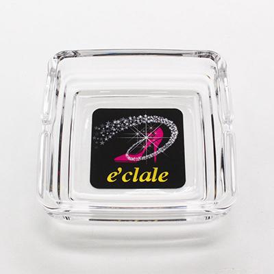 角形灰皿(カラー印刷)
