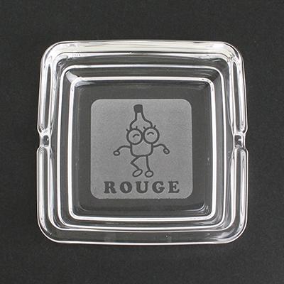 角形灰皿(レーザー加工)