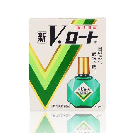 【指定第2類医薬品】新Vロート 13mL画像