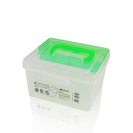 プラスチック救急箱 小画像
