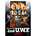 The Legend of 2nd U.W.F. vol.13画像