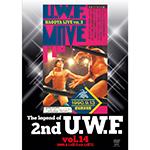 The Legend of 2nd U.W.F. vol.14画像