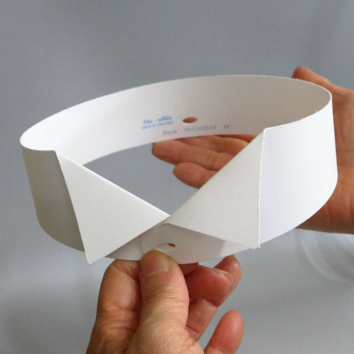 タカダンス プラスチックカラー(英国製)46cmまで有画像