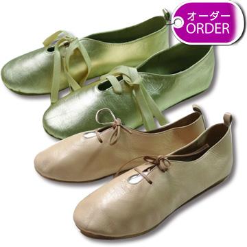 ソフトな革のドライビングシューズ(裸足の感覚)運転やダンスに使えるノーヒール靴!Roseris画像
