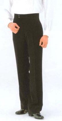 セキネ「ノータック」アジャスターパンツ 定番の黒無地・兼用パンツ2005画像