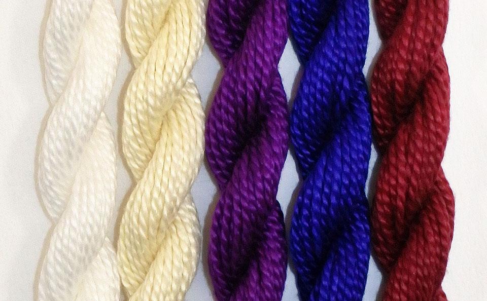 高級刺繍糸