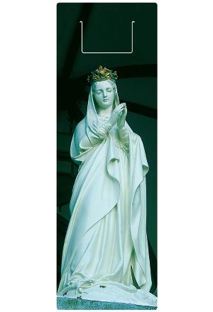 クリアしおり・日本之聖母画像