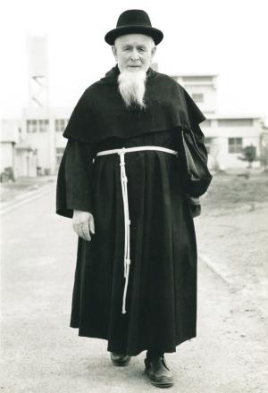 葉書セット・ゼノ修道士の画像