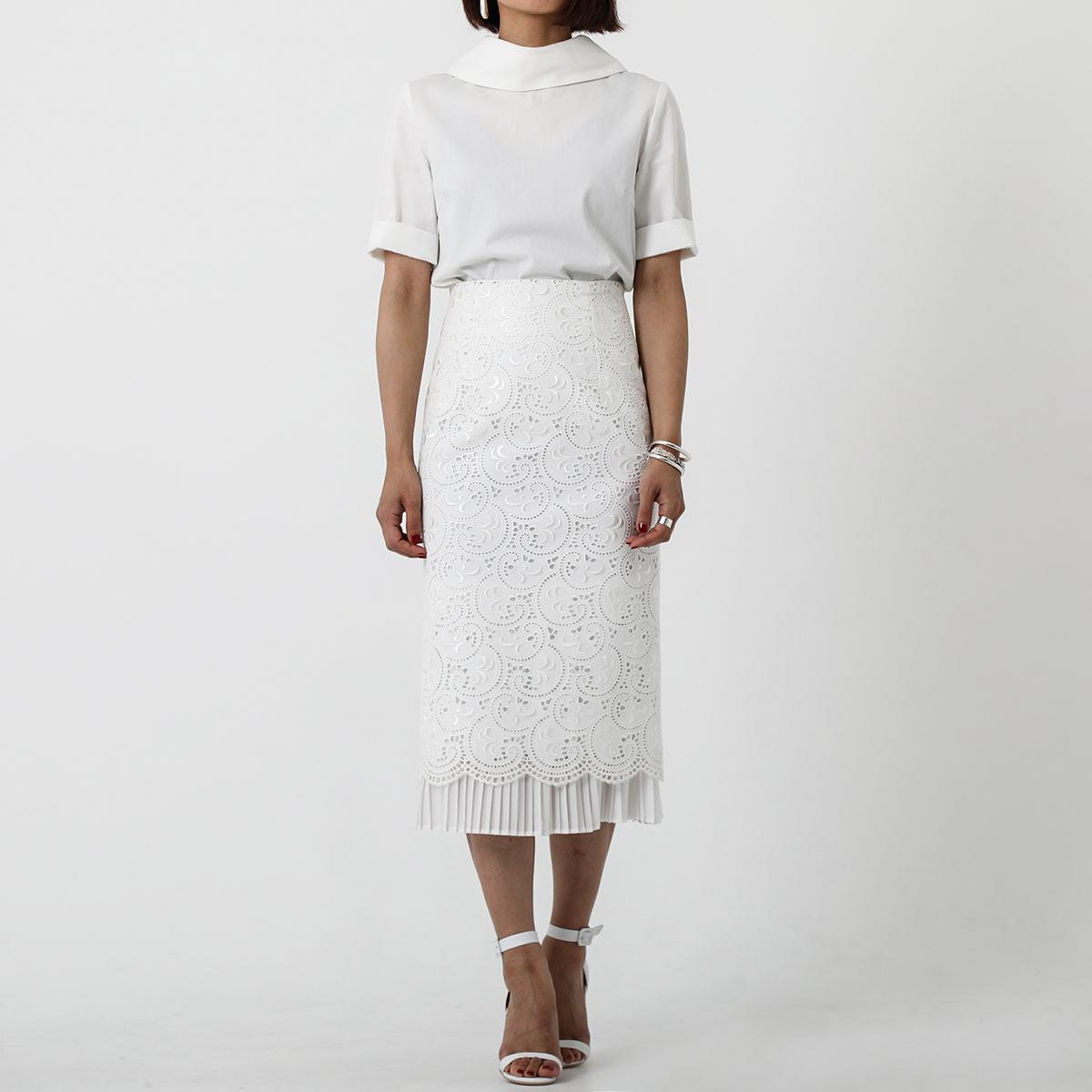 Kate lace white(全3色)画像