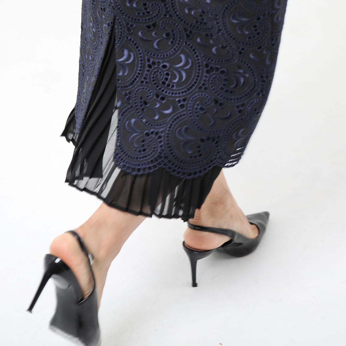 Kate lace black(全3色)画像
