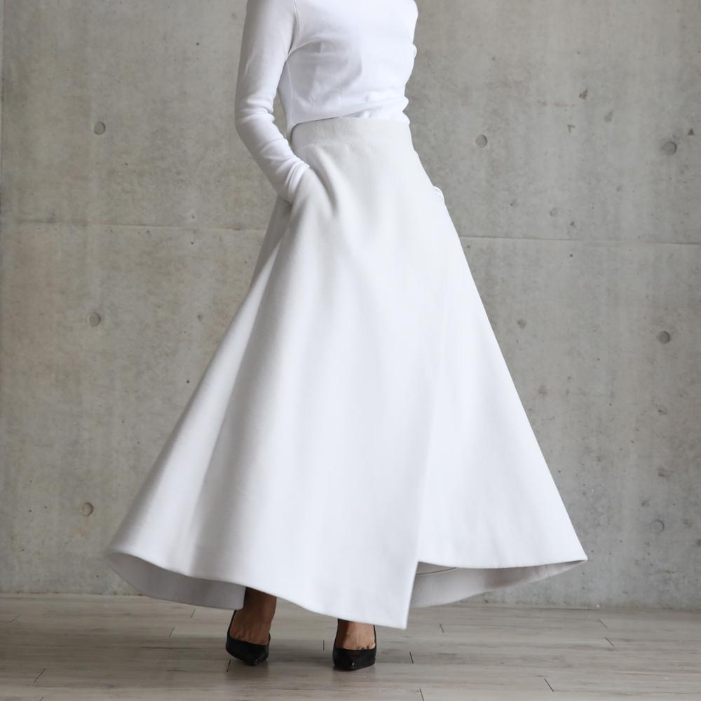 Elisa  shaggy white(全3色)画像