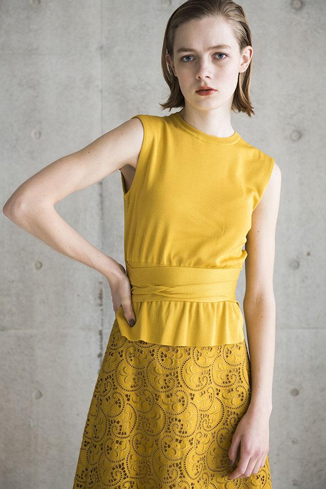 Mia-crew  yellow(全4色)画像
