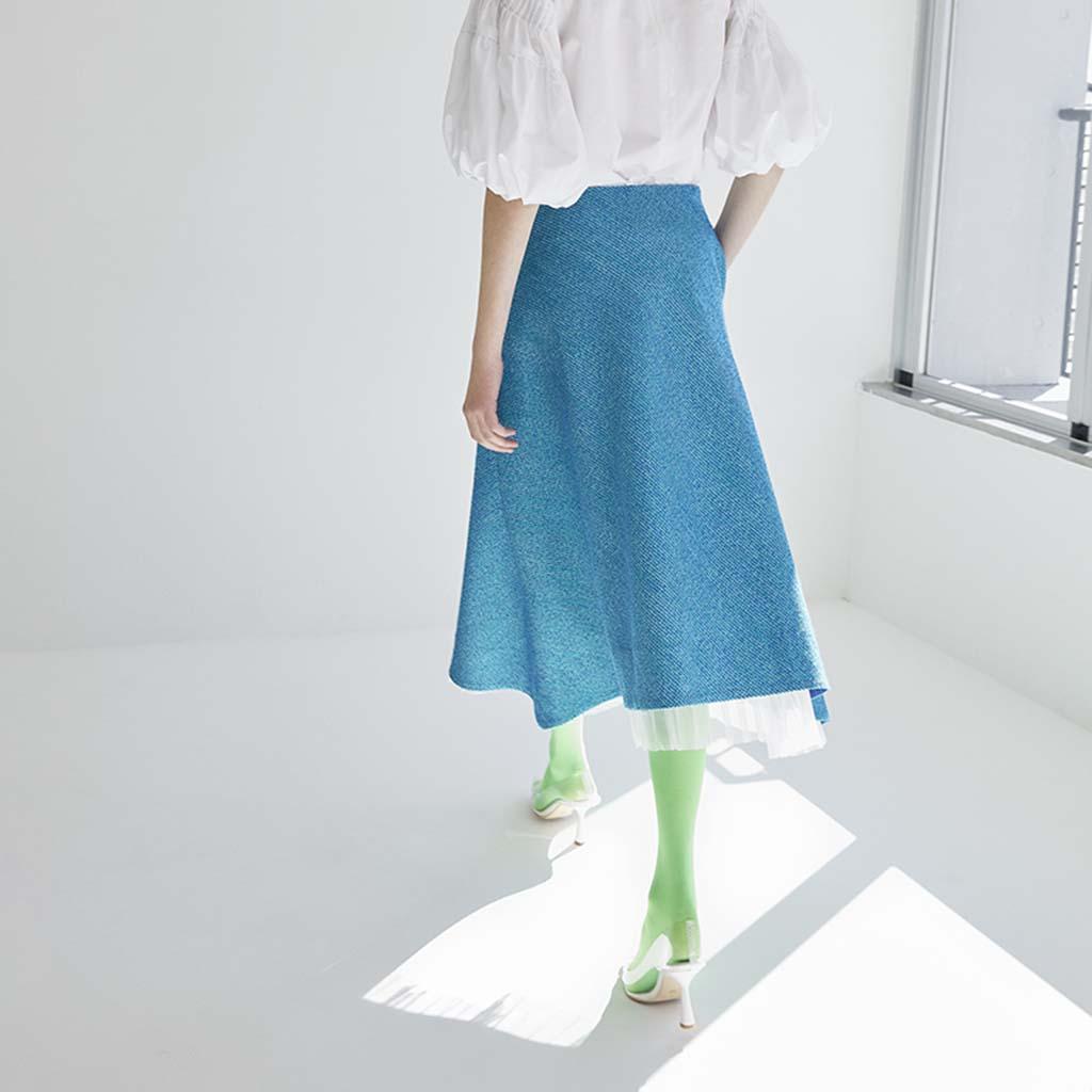 Lauren Gradation Blue画像