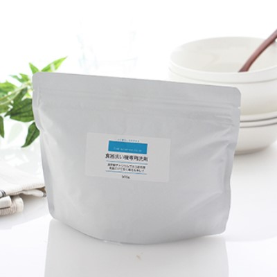 【界面活性剤不使用】石けん百貨 食器洗い機専用洗剤(500g)画像