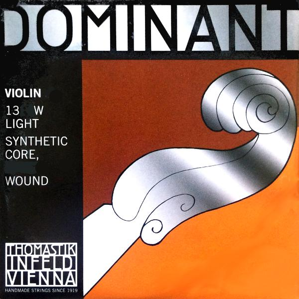 ドミナント     バイヒ(ソフト)        バイオリン      【42%OFF】の画像