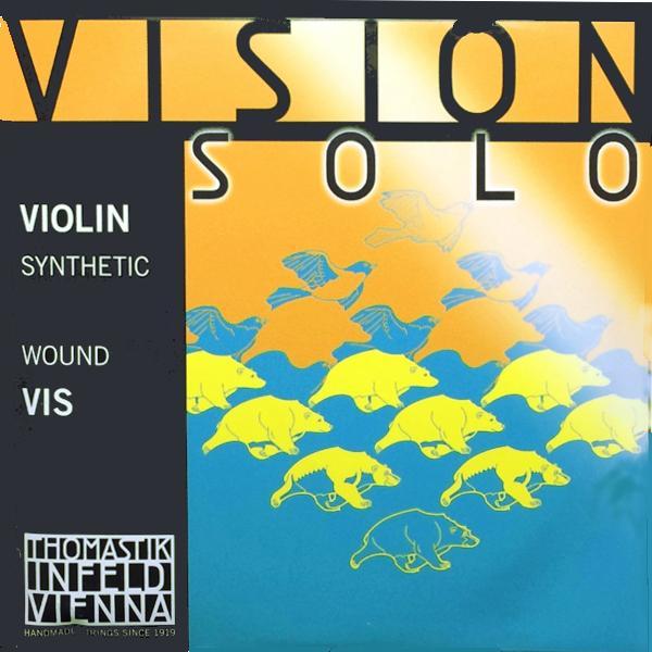ビジョン ソロ    バイオリン     【44%OFF】の画像