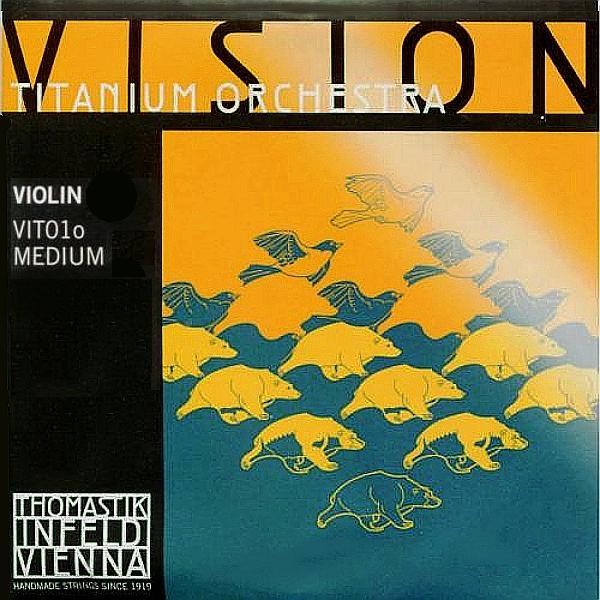 ビジョンチタニウム  オーケストラ   バイオリン  【44%OFF】の画像