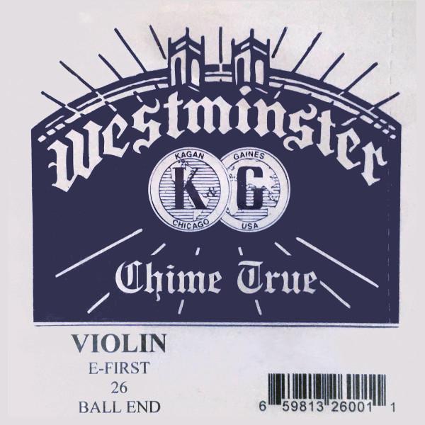 ウエストミンスター  バイオリン E    【35%OFF】の画像