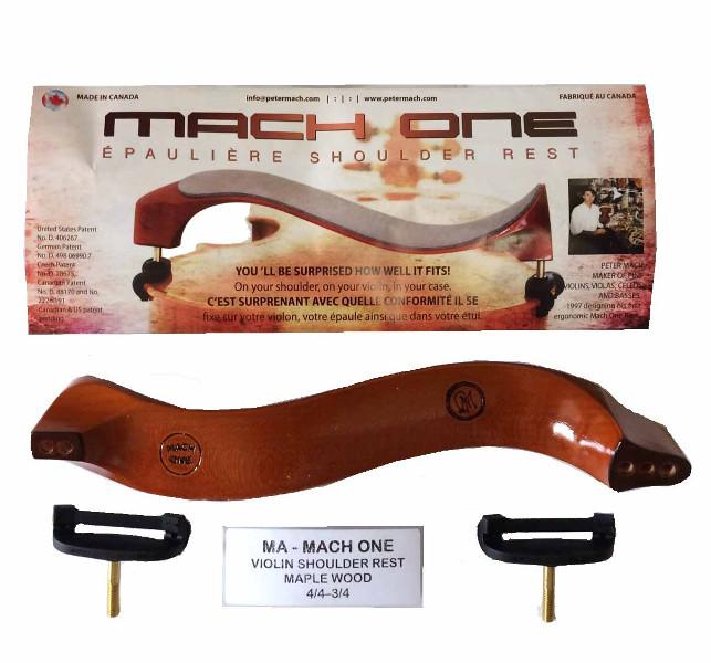 マッハワン 肩当て バイオリン用   ビオラ用 S,M,L 【35%OFF】の画像