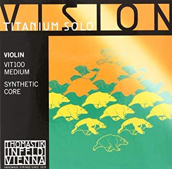ビジョンチタニウムソロ バイオリン  【44%OFF】の画像