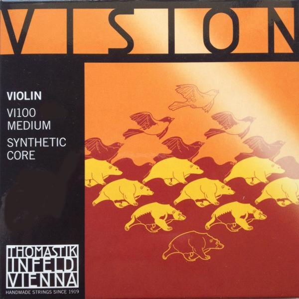 ビジョン 1/2     バイオリン    【44%OFF】の画像