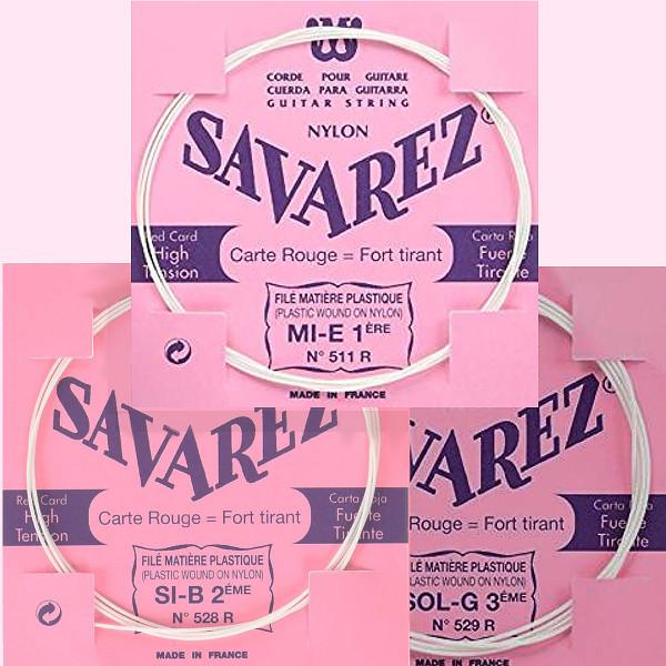 サバレス ピンクラベル フラメンコ用ギター弦: 【25%OFF】画像