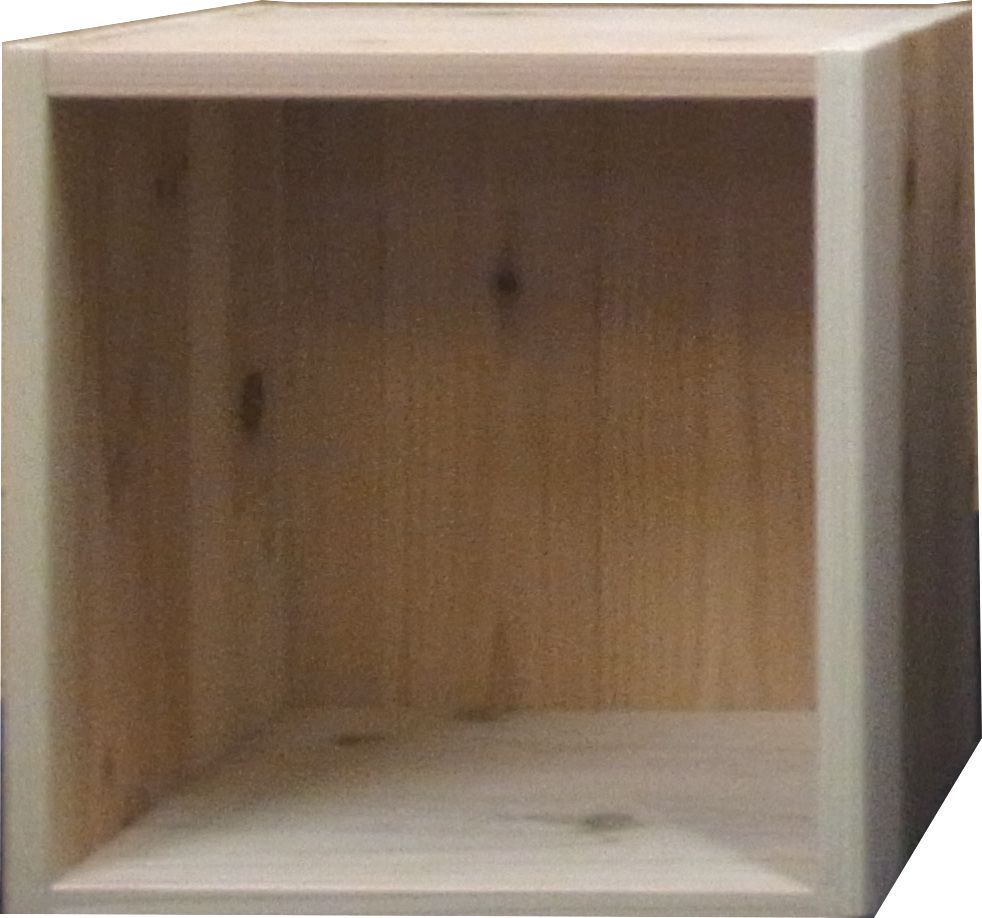 収納BOX1段の画像