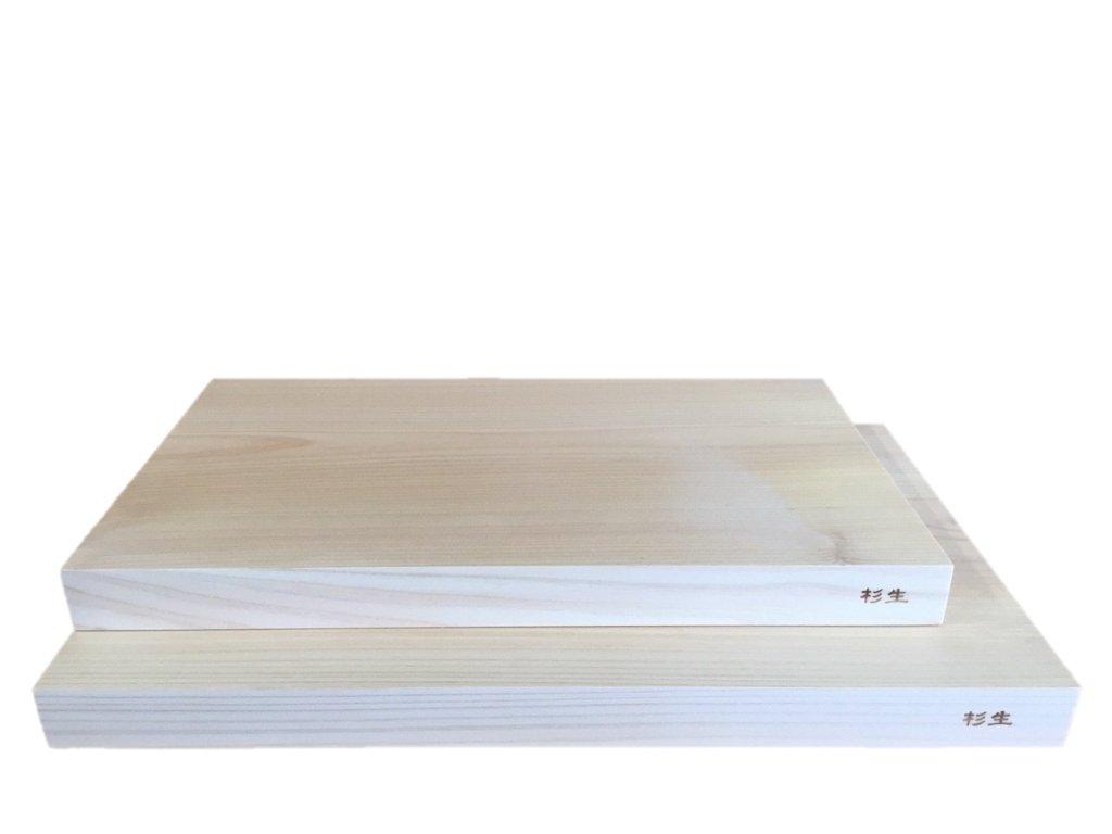 奥三河産ヒノキまな板(M)の画像
