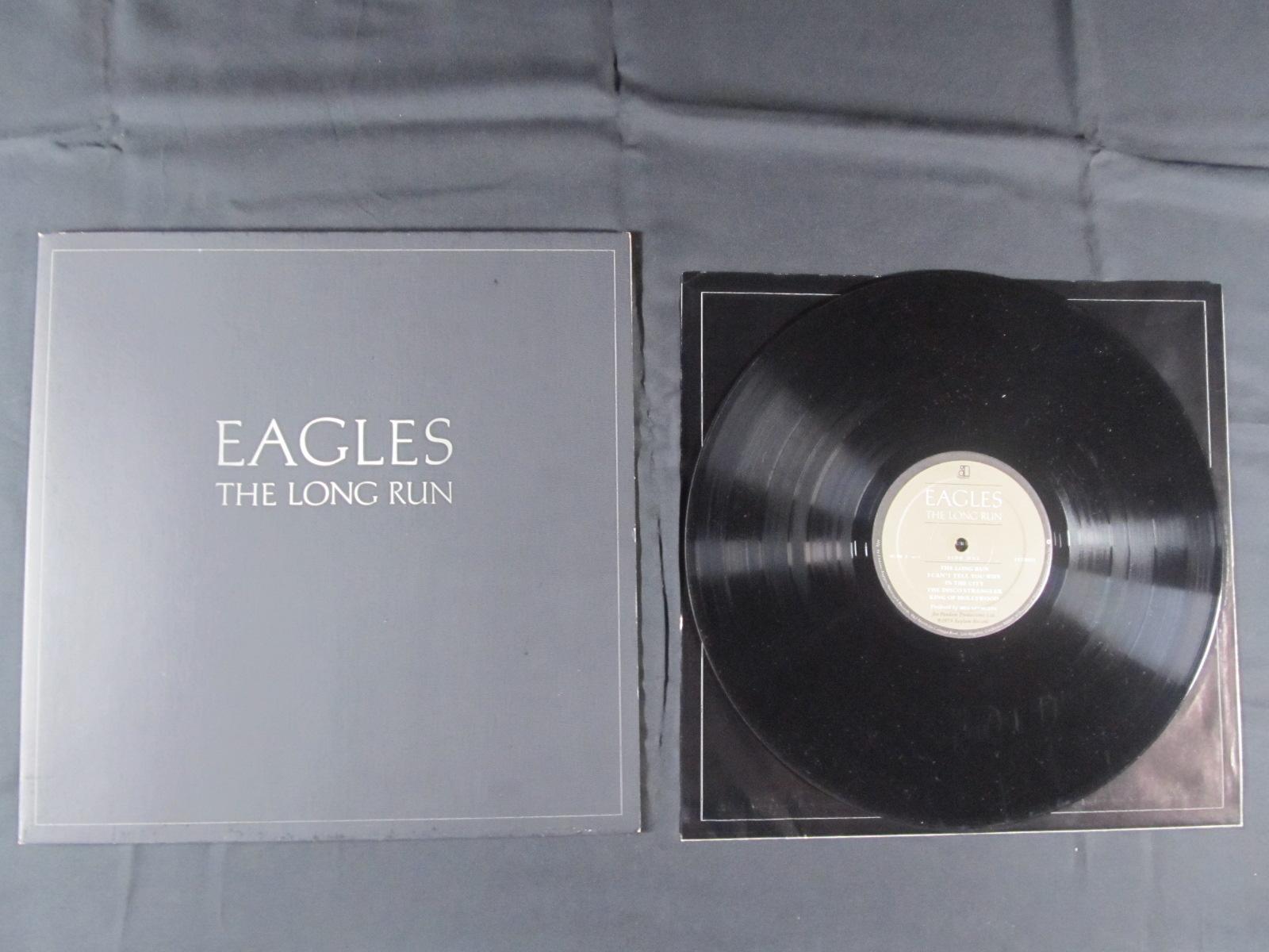 中古LP EAGLES『THE LONG RUN』イーグルス/ 『ザ・ロング・ラン』画像