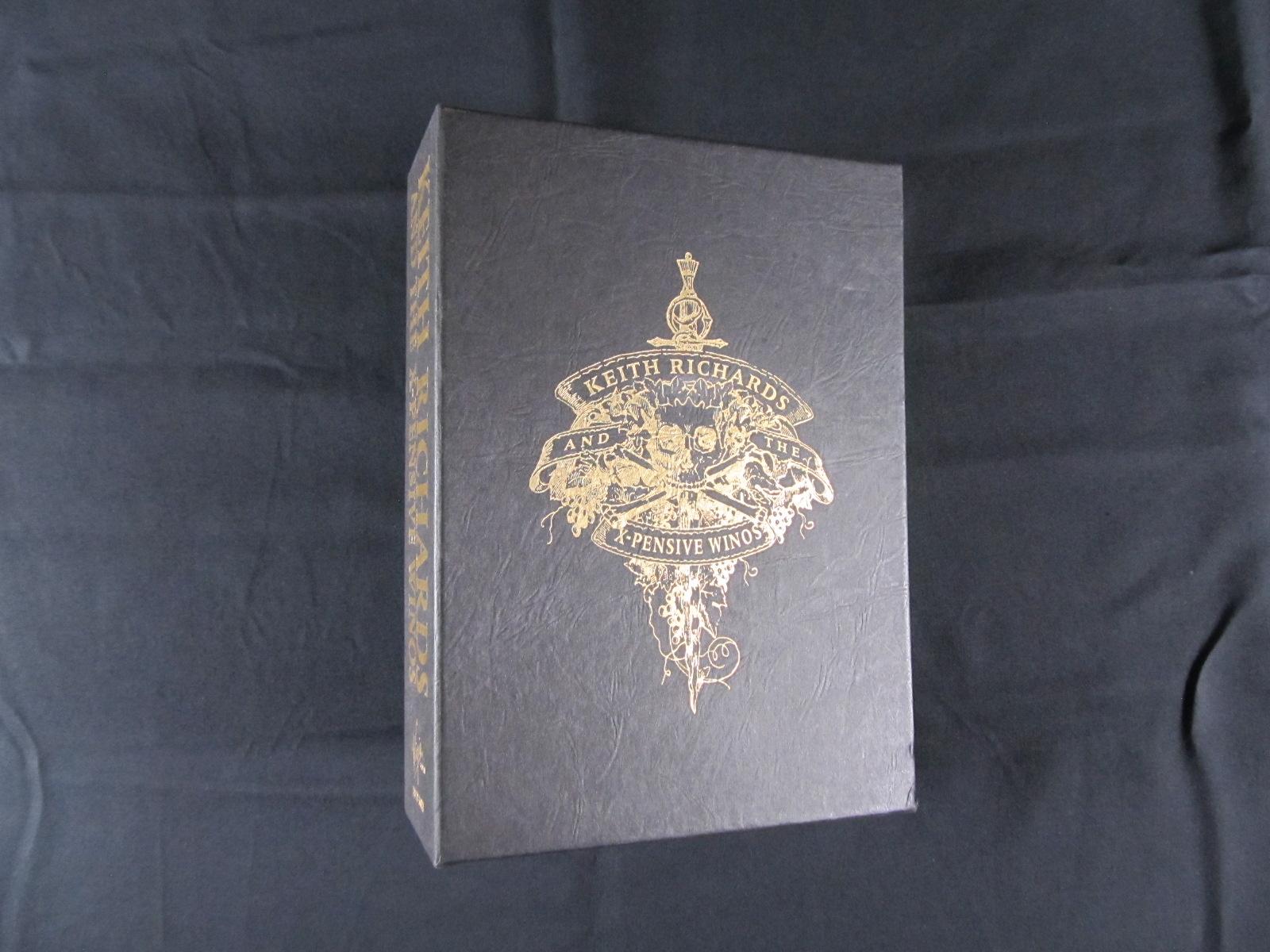中古CD VHS BOX KEATH RECHARDS『LIVE AT THE LOLLYWOOD PALLADIUM』/キース・リチャーズ 『ライヴ・アット・ハリウッド...』画像