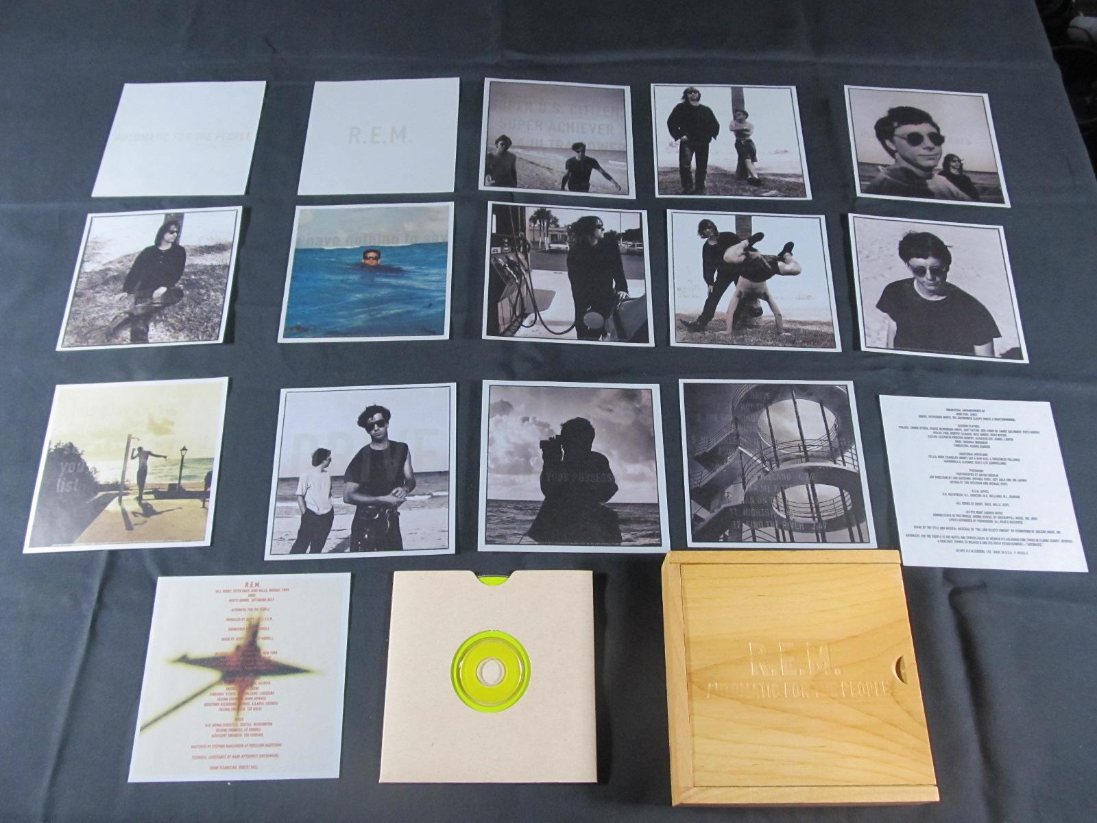 中古CD R.E.M.『AUTOMATIC FOR THE PEOPLE』/R.E.M. 『オートマティック・フォー・ザ・ピープル』画像