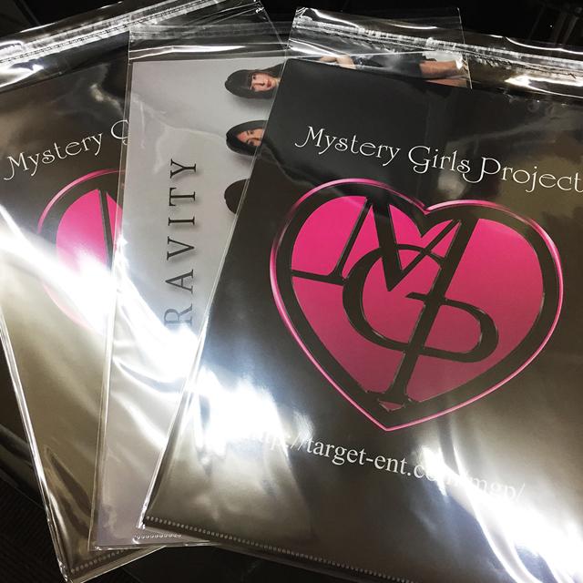 特製クリアファイル(3枚セット) /Mystery Girls Projectの画像