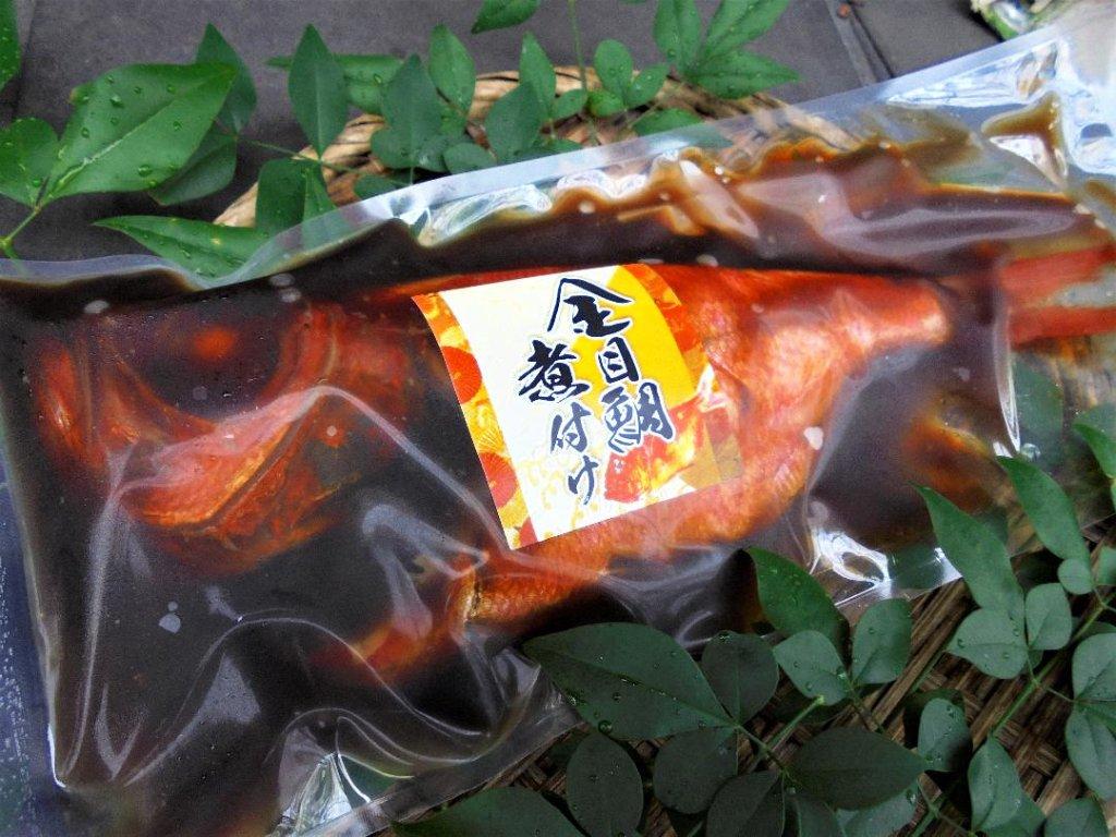 金目鯛姿煮(L)の画像